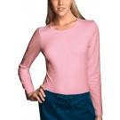Cherokee 4818 Round Neck Long Sleeve T-Shirt